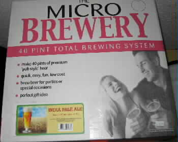 Microbrewery System - 1243