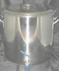 32 Litre Boiling Pan with Tap & Strainer