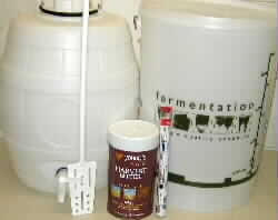 Beginners Beer Kit with Barrel - 1242