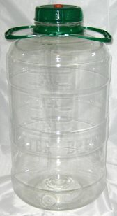 Better Brew Carboy with Tap - 0911d