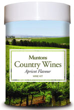 Muntons Country Wine Kits