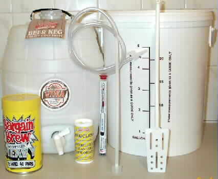 Beginners Beer Making Kits